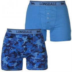 Pánske štýlové boxerky Lonsdale H8151