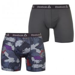 Pánske štýlové boxerky Reebok H8154