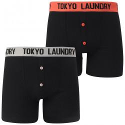 Pánske štýlové boxerky Tokyo Laundry D1688