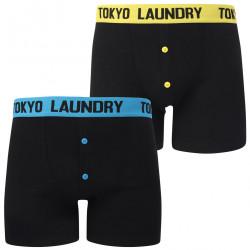 Pánske štýlové boxerky Tokyo Laundry D1689