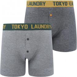 Pánske štýlové boxerky Tokyo Laundry D2379