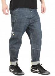 Pánske štýlové jeansové nohavice Bench X2892