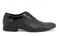 Pánske štýlové topánky Duca Di Morrone L3198