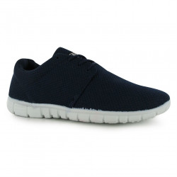 Pánske štýlové topánky Fabric H8627