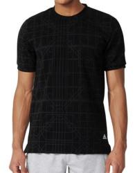 Pánske štýlové tričko Adidas A0813