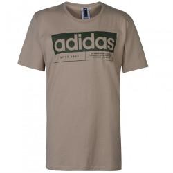 Pánske štýlové tričko Adidas J5829
