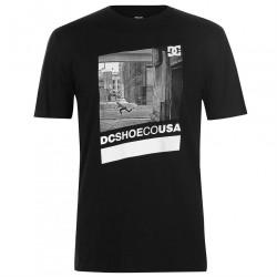 Pánske štýlové tričko DC H5338