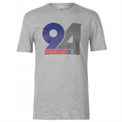 Pánske štýlové tričko DC H5341