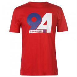 Pánske štýlové tričko DC H5342