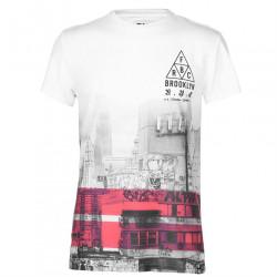 Pánske štýlové tričko Fabric H8883