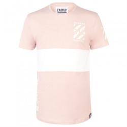 Pánske štýlové tričko Fabric J4492