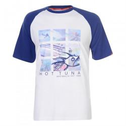 Pánske štýlové tričko Hot Tuna H4796