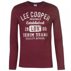 Pánske štýlové tričko Lee Cooper H6490