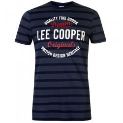 Pánske štýlové tričko Lee Cooper J4707