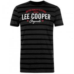 Pánske štýlové tričko Lee Cooper J4708