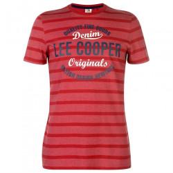 Pánske štýlové tričko Lee Cooper J4709