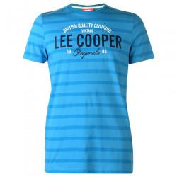 Pánske štýlové tričko Lee Cooper J4710