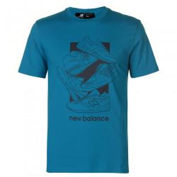 Pánske štýlové tričko New Balance H5971