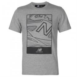 Pánske štýlové tričko New Balance H5972