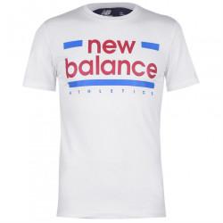 Pánske štýlové tričko New Balance J4501