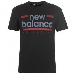 Pánske štýlové tričko New Balance J4503