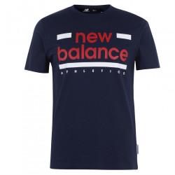 Pánske štýlové tričko New Balance J4504