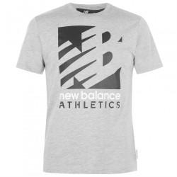 Pánske štýlové tričko New Balance J4505