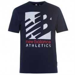 Pánske štýlové tričko New Balance J4507