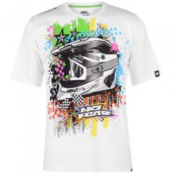 Pánske štýlové tričko No Fear H8482