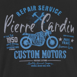 Pánske štýlové tričko Pierre Cardin H7796 #2