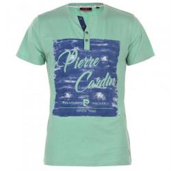 Pánske štýlové tričko Pierre Cardin H8840