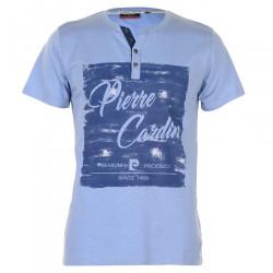 Pánske štýlové tričko Pierre Cardin H8841