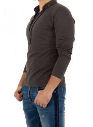 Pánske štýlové tričko Q6345