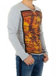 Pánske štýlové tričko Q6351
