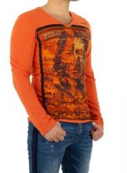 Pánske štýlové tričko Q6352