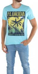 Pánske štýlové tričko Stitch & Soul X9474