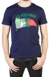 Pánske štýlové tričko US Polo L2366