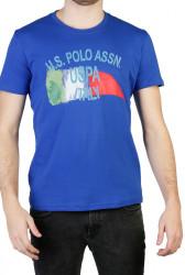 Pánske štýlové tričko US Polo L2367