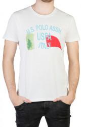 Pánske štýlové tričko US Polo L2368
