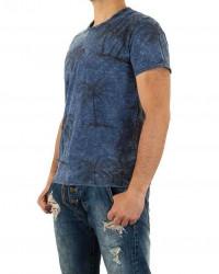 Pánske štýlové tričko Y.Two Jeans Q3279