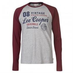 Pánske trendy tričko Lee Cooper H6495