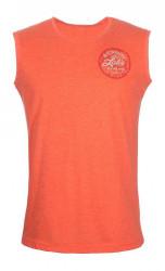 Pánske tričko bez rukávov Alpine Pro K1620