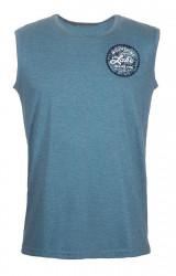 Pánske tričko bez rukávov Alpine Pro K1621