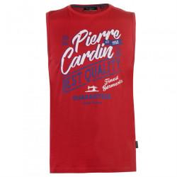Pánske tričko bez rukávov Pierre Cardin H8810