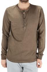 Pánske tričko dlhým rukávom Sublevel X6297