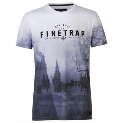 Pánske tričko Firetrap H8446