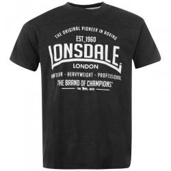 Pánske tričko Lonsdale H3159