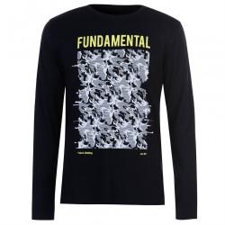 Pánske tričko s dlhým rukávom Fabric H8495