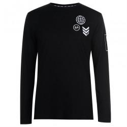 Pánske tričko s dlhým rukávom Fabric H8545
