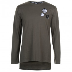 Pánske tričko s dlhým rukávom Fabric H8546